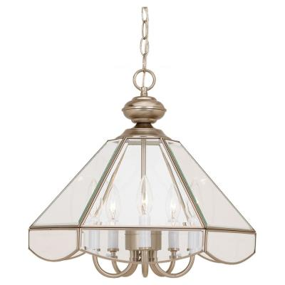 Sea Gull Lighting 3309-962 Five-Light Chandelier