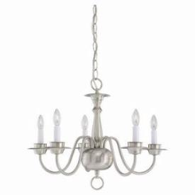 Sea Gull Lighting 3314-962 Five-Light Chandelier