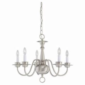 Sea Gull Lighting 3314-962 Five-Light Chandelier