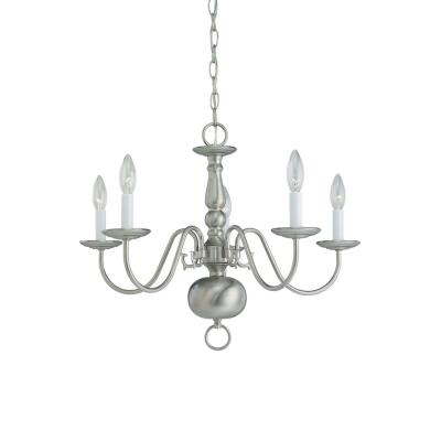 Sea Gull Lighting 3410-962 Five-Light Chandelier