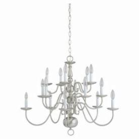 Sea Gull Lighting 3414-962 Fifteen-Light Chandelier