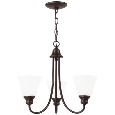 Sea Gull Lighting 35939-782 Windgate - Three Light Chandelier