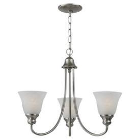 Sea Gull Lighting 35939BLE-962 Windgate - Three Light Chandelier