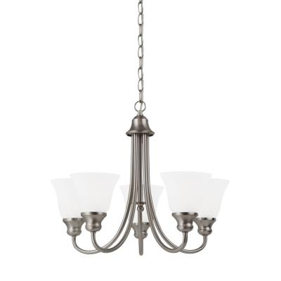 Sea Gull Lighting 35940-962 Windgate - Five Light Chandelier