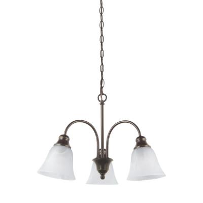 Sea Gull Lighting 35949-782 Windgate - Three Light Chandelier