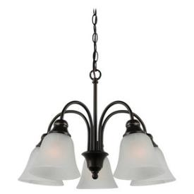 Sea Gull Lighting 35950-782 Windgate - Five Light Chandelier