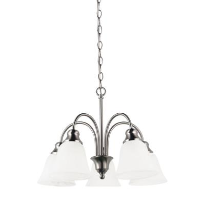 Sea Gull Lighting 35950-962 Windgate - Five Light Chandelier