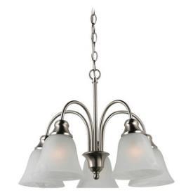 Sea Gull Lighting 35950BLE-962 Windgate - Five Light Chandelier