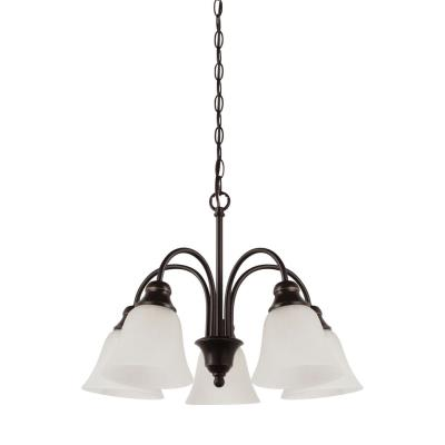 Sea Gull Lighting 35950BLE-782 Windgate - Five Light Chandelier