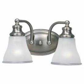 Sea Gull Lighting 40010-773 Two-light Wall/bath