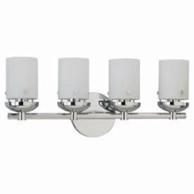 Sea Gull Lighting 40046-05 Four-light Chrome Wall/bath