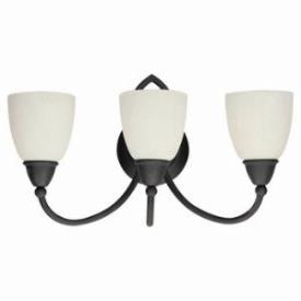 Sea Gull Lighting 40075-799 Three-light Pemberton Wall/bath