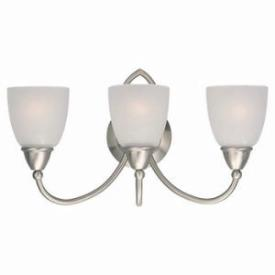 Sea Gull Lighting 40075-962 Three-light Pemberton Wall/bath