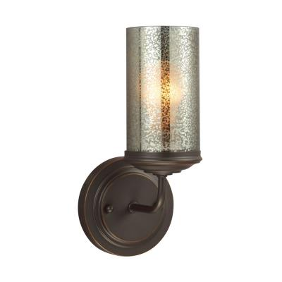 Sea Gull Lighting 4110401-715 Sfera - One Light Wall/Bath Bar