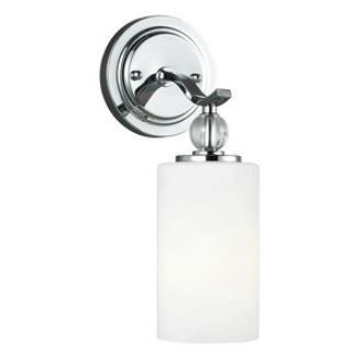 Sea Gull Lighting 4113401BLE-05 Englehorn - One Light Wall/Bath Bar