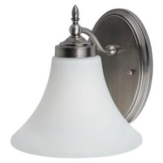 Sea Gull Lighting 41180BLE-965 Montreal - One Light Wall/Bath