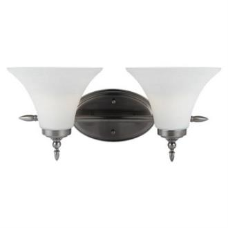 Sea Gull Lighting 41181BLE-965 Montreal - Two Light Wall/Bath