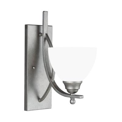 Sea Gull Lighting 4131401 Vitelli - One Light Wall/Bath Bar