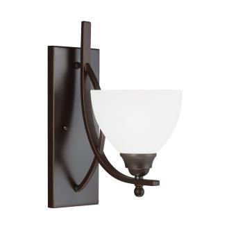 Sea Gull Lighting 4131401 Vitelli - One Light Wall/Bath Bar