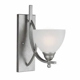 Sea Gull Lighting 4131401BLE Vitelli - One Light Wall/Bath Bar