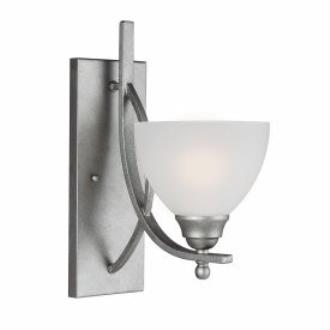 Sea Gull Lighting 4131401BLE Vitelli - One Light Wall/Bath Bar