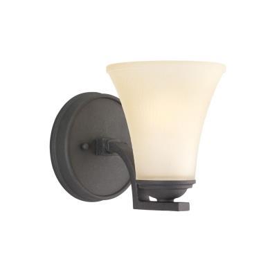 Sea Gull Lighting 41375BLE-839 Somerton - One Light Wall Sconce