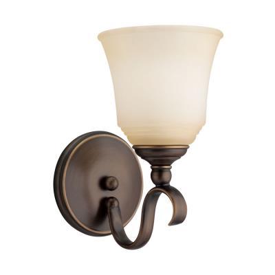 Sea Gull Lighting 41380-829 Single Light Wall Sconce