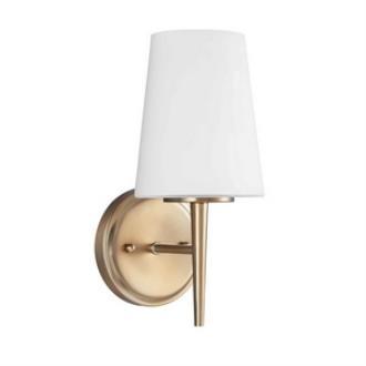 Sea Gull Lighting 4140401-848 Driscoll - One Light Wall/Bath Bar