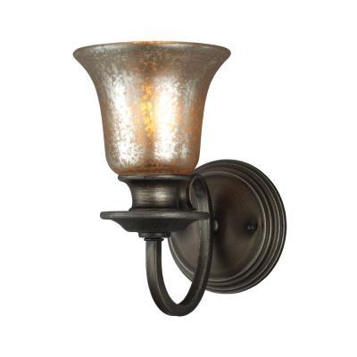 Sea Gull Lighting 4170401-736 Blayne - One Light Wall/Bath Bar