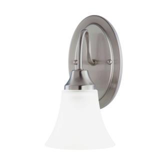 Sea Gull Lighting 41806 Holman - One Light Wall/Bath Vanity