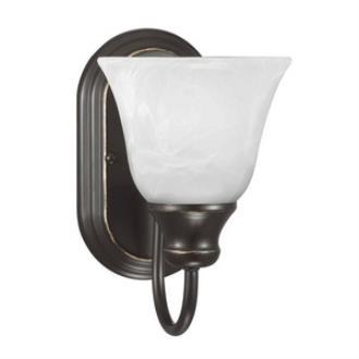 Sea Gull Lighting 41939-782 Windgate - One Light Wall/Bath Bar