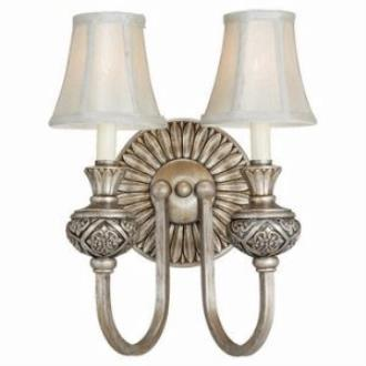 Sea Gull Lighting 42251-824 Two-light Highlands Wall Fixture