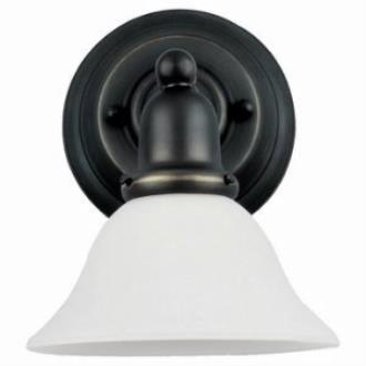 Sea Gull Lighting 44060-782 Single Light Sussex Wall/bath