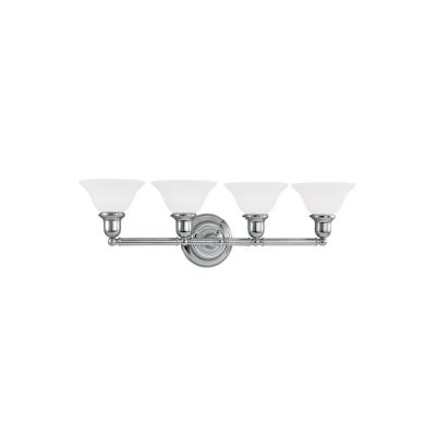 Sea Gull Lighting 44063-05 Four-Light Wall/Bath