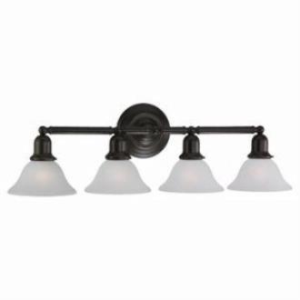 Sea Gull Lighting 44063-782 Four-Light Wall/Bath