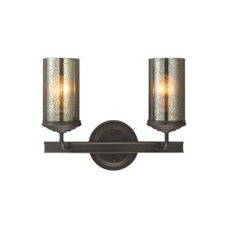 Sea Gull Lighting 4410402-715 Sfera - Two Light Wall/Bath Bar