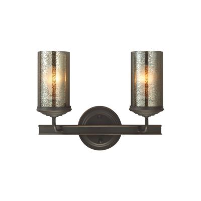 Sea Gull Lighting 4410402-715 Sfera - Two Light Wall/Bath Bar