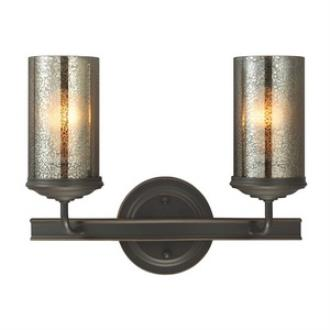 Sea Gull Lighting 4410402BLE-715 Sfera - Two Light Wall/Bath Bar