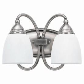 Sea Gull Lighting 44105-965 Two-Light Montclaire Vanity/Bath