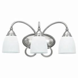 Sea Gull Lighting 44106BLE-965 Three-Light Fluorescent Wall/Bath