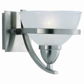 Sea Gull Lighting 44115-962 Single-Light Eternity Wall / Bath Fixture