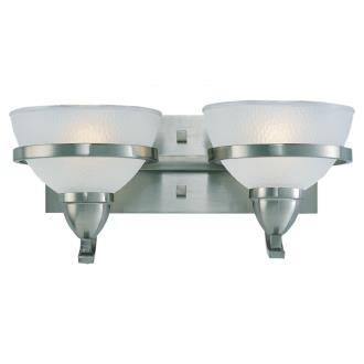 Sea Gull Lighting 44116-962 Two-Light Eternity Wall / Bath Fixture