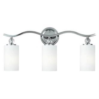 Sea Gull Lighting 4413403-05 Englehorn - Three Light Wall/Bath Bar