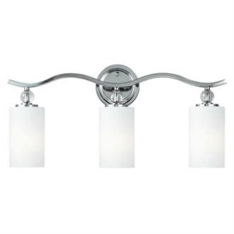 Sea Gull Lighting 4413403BLE-05 Englehorn - Three Light Wall/Bath Bar