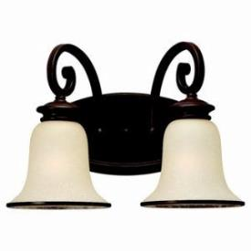 Sea Gull Lighting 44145-814 Two-Light Acadia Bath Fixture