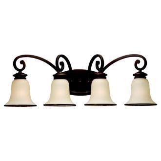 Sea Gull Lighting 44147BLE-814 Energy Star Four-light Acadia Wall Light