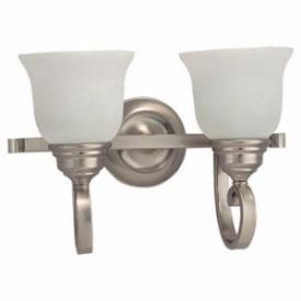 Sea Gull Lighting 44190-962 Two-Light Serenity Wall/Bath