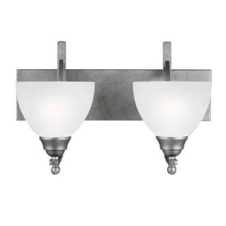Sea Gull Lighting 4431402-57 Vitelli - Two Light Wall/Bath Bar