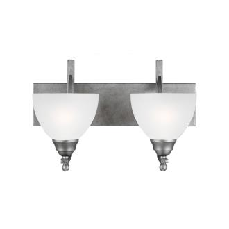 Sea Gull Lighting 4431402BLE-57 Vitelli - Two Light Wall/Bath Bar