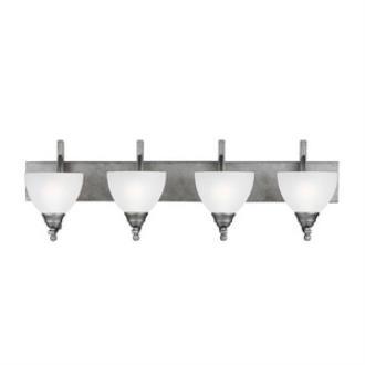 Sea Gull Lighting 4431404-57 Vitelli - Four Light Wall/Bath Bar